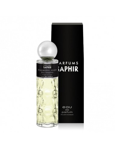 SAPHIR MEN EDP EXCENTRIC, 200 ml