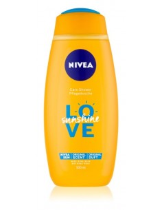 NIVEA LOVE SUNSHINE 500ML