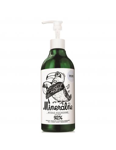 YOPE Nawilżające mydło kuchenne, mineralne, 500ml