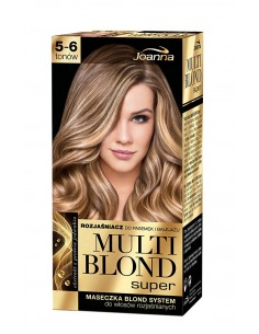 Joanna Multi Blond super...