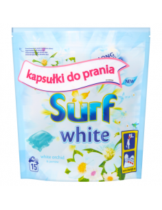 Surf White White Orchid &...