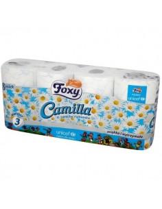 Papier toaletowy, FOXY...