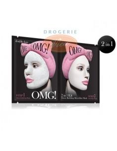 OMG! Mask 2 in 1 Detox Bubbling