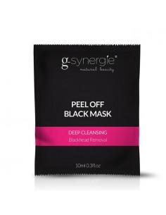 G-SYNERGIE Czarna maska Peel Off, 10 ml